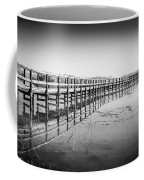 Lake Walkway Coffee Mug by Gary Gillette