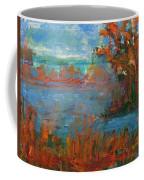Lake Washington Fall Colors Coffee Mug