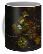 Lake Washington Lily Pad 16 Coffee Mug