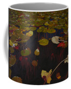 Lake Washington Lilypad 7 Coffee Mug