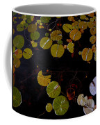 Lake Washington Lilypad 8 Coffee Mug