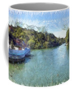 Lake With Islands Coffee Mug