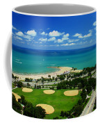 Lakefront Beach Park Baseball Fields Coffee Mug
