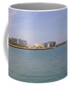 Lakefront On A Clear Day Coffee Mug