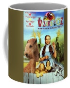 Lakeland Terrier Art Canvas Print - The Wizard Of Oz Movie Poster Coffee Mug