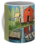 Lakeside Farm Coffee Mug