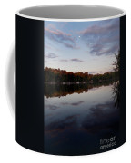Lakeside Moon Coffee Mug