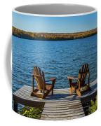 Lakeside Seating For Two Coffee Mug