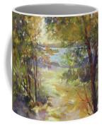 Lakeside Sunglow Coffee Mug