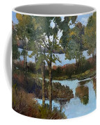 Lakeside Symphony Coffee Mug