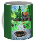 Lakewoods Lodge Coffee Mug