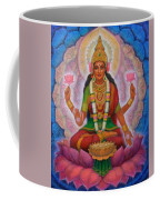 Lakshmi Blessing Coffee Mug