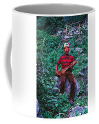 Lama Hotel Coffee Mug