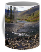 Lamar Valley 3 Coffee Mug