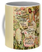 Lamb Of God Coffee Mug