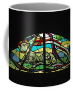 Lamb Stained Glass Window Coffee Mug