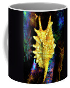 Lambis Digitata Seashell Coffee Mug