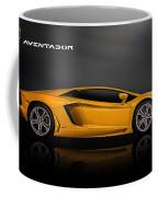 Lamborghini Aventador Coffee Mug