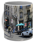 Lamborghini Countach Coffee Mug