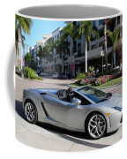 Lamborghini Gallardo Lp560 Coffee Mug
