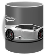 Lamborghini Huracan Coffee Mug by Mark Rogan