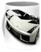 Lamborghini Super Cars Coffee Mug