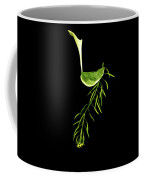 Lamed - Second Hebrew Letter In Shalom Coffee Mug