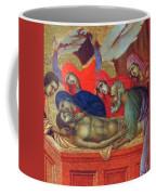 Lamentation Of Christ Fragment 1311 Coffee Mug