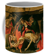 Lamentation Of Christ Coffee Mug