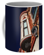 Lamp And Building Details  Coffee Mug