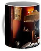 Lamp At Glensheen Coffee Mug