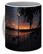 Lamplight And Daybreak  Coffee Mug