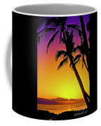 Lanai Sunset II Maui Hawaii Coffee Mug