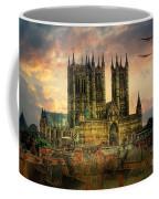 Lancaster Bombers Tour Coffee Mug