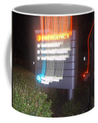 Lancaster Genral Emergency Room Coffee Mug