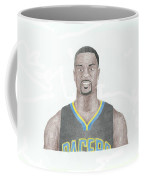 Lance Stephenson Coffee Mug by Toni Jaso