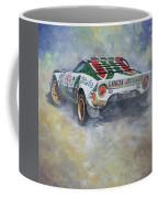Lancia Stratos 1976 Rallye Sanremo Coffee Mug