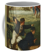 Land Ahoy Coffee Mug