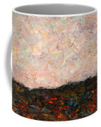 Land And Sky Coffee Mug