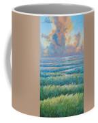 Land Becoming Sea Iv Coffee Mug