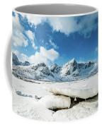 Land Of Ice And Snow Coffee Mug