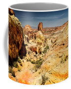 Land Of Sandstones Valley Of Fire Coffee Mug