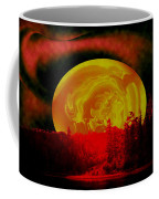 Land Of The Living Skies Coffee Mug
