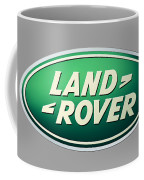 Land Rover Emblem Coffee Mug
