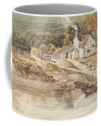 Landing Place Near Tintern Abbey Coffee Mug