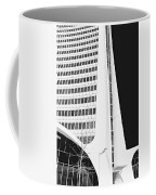 Landmark Square Facade Coffee Mug