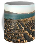 Lands End Labyrinth Coffee Mug