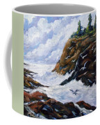 Lands End Coffee Mug