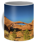 Landscape Arch Sunrise Coffee Mug