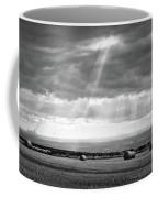 Landscape From Garrowby Hill, Yorkshire Uk Coffee Mug